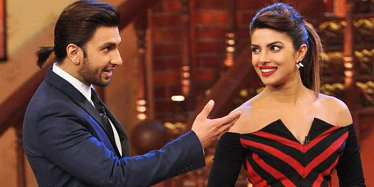 Ranveer Singh On Target Of Priyanka Chopra's Twist Fame Is Funny!