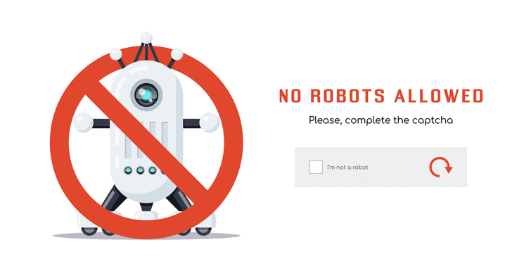 Bots, Captcha, Robots And Humans A Strategy Is Required