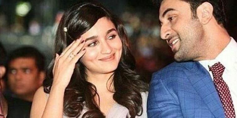 Ranbir Kapoor And Alia Bhatt Made Sure Having A Great Valentine's Night