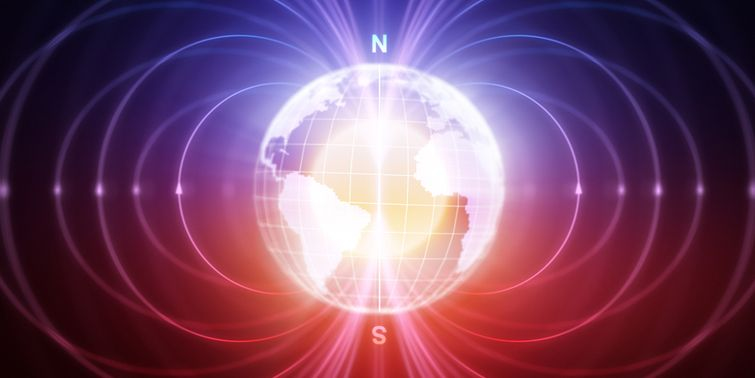 NCEI Revealed Earth's Northern Magnetic Pole is Moving Rapidly