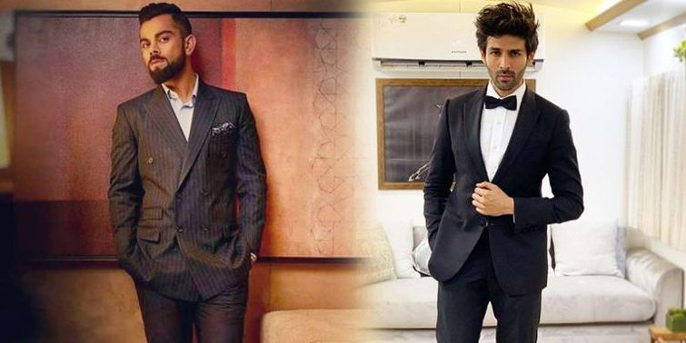 Not Virat Kohli, But Kartik Aaryan Is The New 'Youth Icon' For Ethnic Clothing Line!
