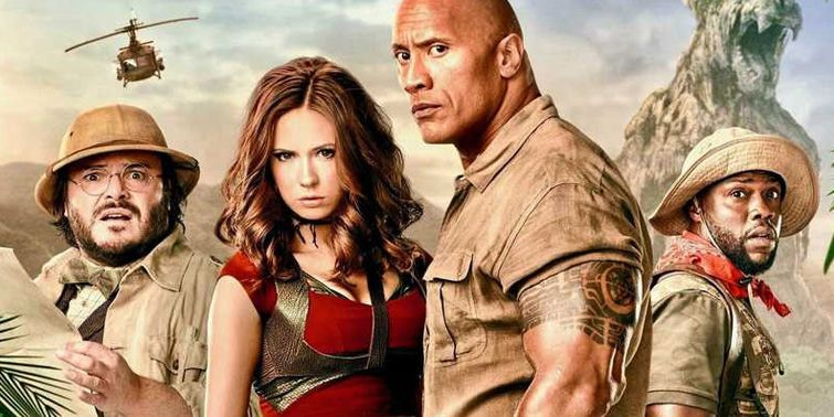 Jumanji Sequel 3 Dwayne Johnson 'The Rock' Becomes Emotional As He Wraps Up Shoot