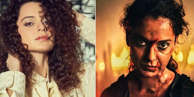 Dhaakad First Look Teaser Kangana Ranaut Is Angry, Fiesty And A Demagogue