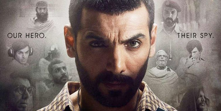 Romeo Akbar Walter (RAW) John Abraham's Star Aptitude Will Enthrall You In This BTS Video