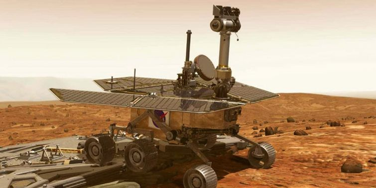 NASA Opportunity Rover Mission On Mars Ceased After 15 Years Of Exploration