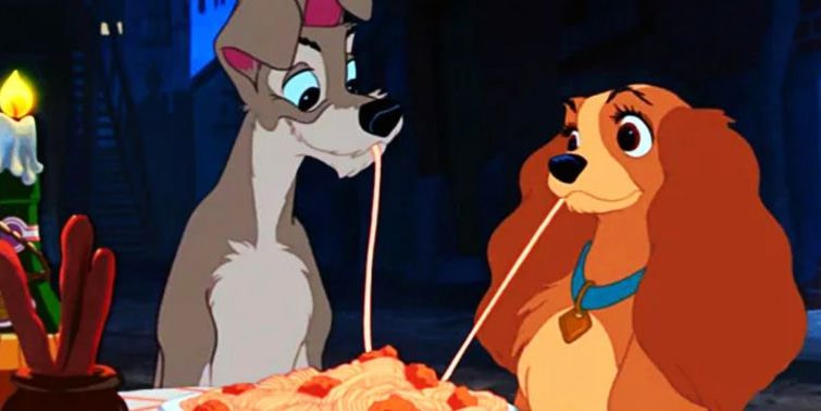 Disney Tossed First Look At Lady And The Tramp Live Action Remake