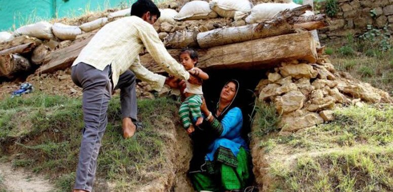 Cross Border Shelling 5,500-Bunkers, 200 Community Halls To Be Constructed Along LoC