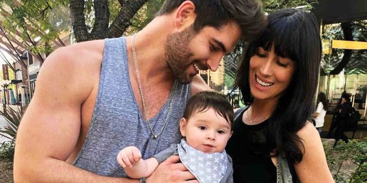 Nick Bateman And Maria Corrigan Are Officially A Married Couple!
