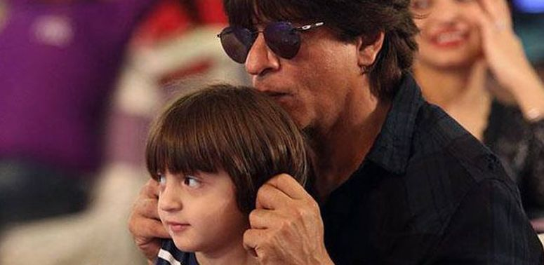 Birthday Special AbRam Stole Limelight From His Father Shah Rukh Khan
