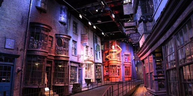 Happy Birthday Harry Potter Warner Bros, London Unveils Studio Tour On Harry's 39th Birthday