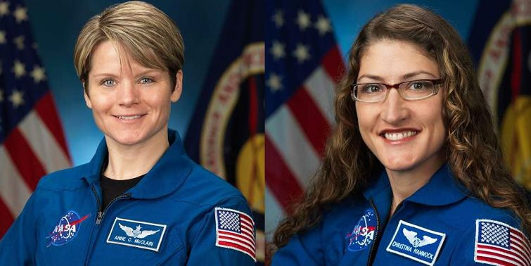 NASA To Orchestrate First Ever All-Women Spacewalk On 29th March