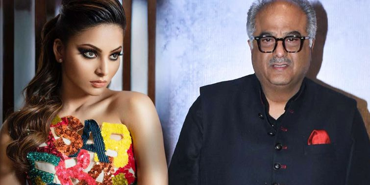 Urvashi Rautela Opened Up On Viral Video Clip Of Boney Kapoor Touching Her Vulgarly