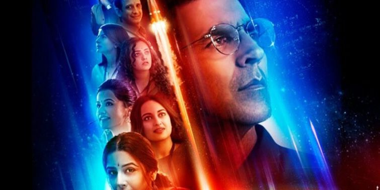 Mission Mangal Promo After Getting Backlash For The Poster, Akshay Kumar Dedicates It To The Female Cast