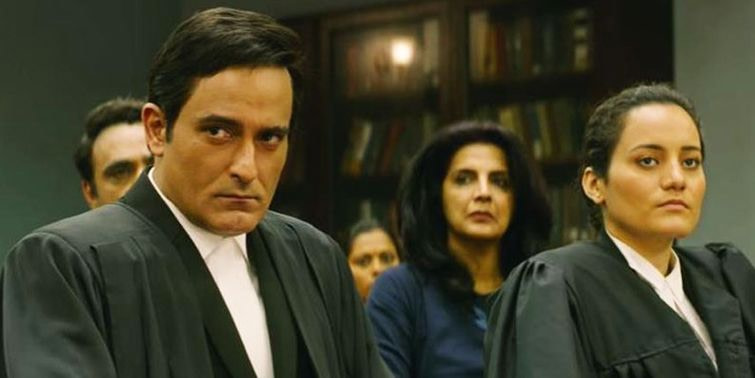 Section 375 Movie Review Akshaye Khanna Radiates In Law And Justice Business