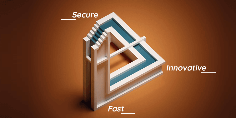 Security Groups, Firewalls, VLANs And ACLs Have Stalled What's Next-Impossible Triangle, Penrose Triangle, Innovation