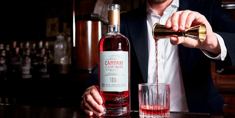 Campari 19th Century Liquor History Whose Ingredients Are UnKnown