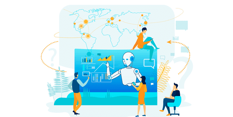 Artificial Intelligence (AI) And Machine Learning (ML) Where Are Humans
