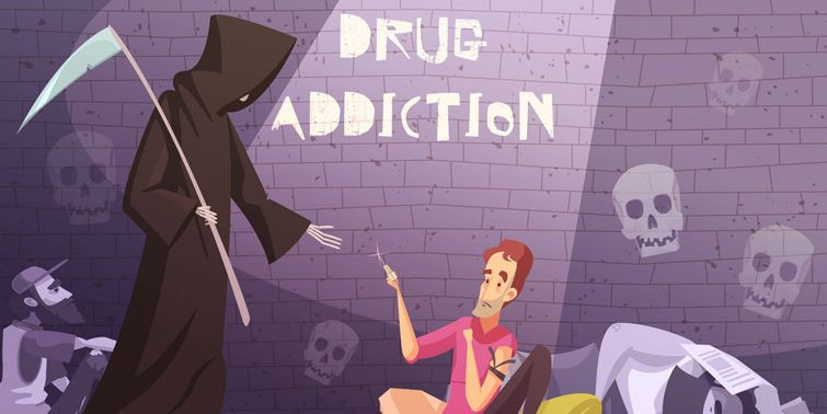 Anti-Drug Addiction What Is Drug Addiction And Its Effects