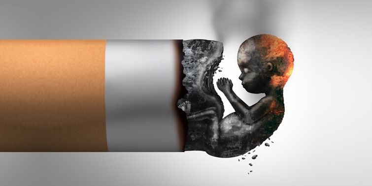 Postpartum Smoking Severe Health Effects On Mother And Baby