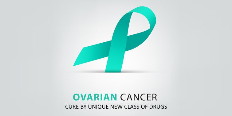 Ovarian Cancer Cure By Unique New Class Of Drugs