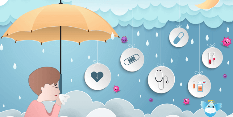 Monsoon Wellness Are You Insured To Fight The Monsoon Monster