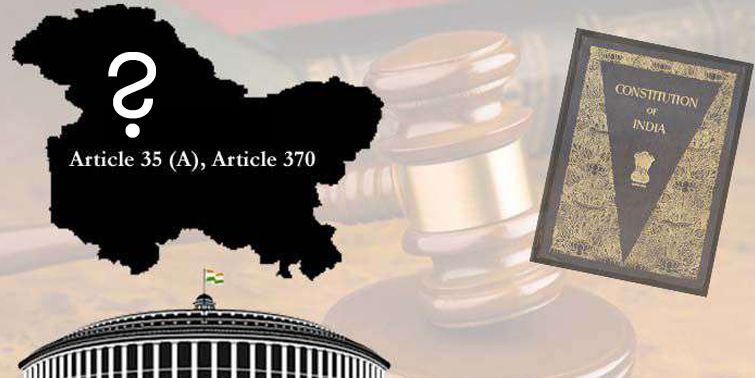 Supreme Court To Hear Pleas On Abrogate Article 370, Media Gag Tomorrow