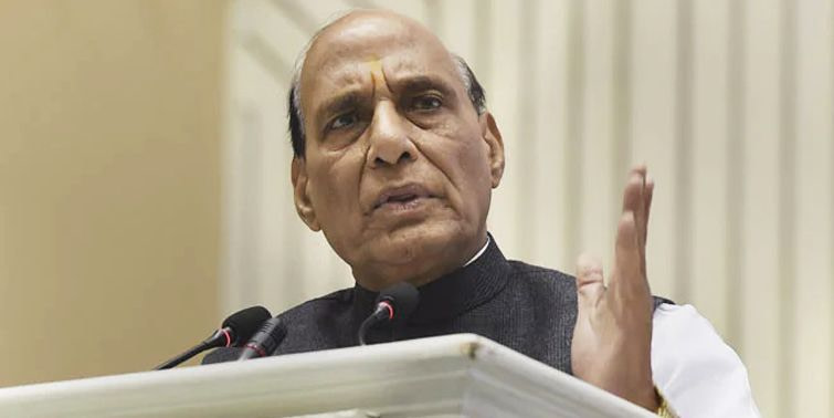 Rajnath Singh Remits Leaders On Pulwama Attack At All-Party Meet In Delhi