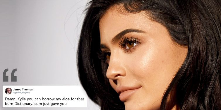 Dictionary.com Trolls Kylie Jenner After Forbes Calls Her 'Self-Made' Woman