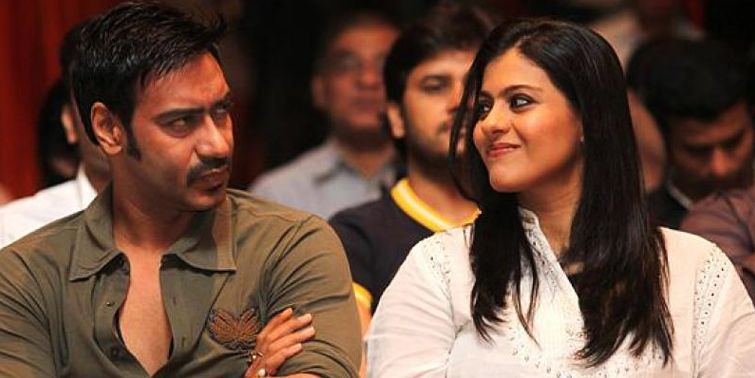 Exclusive Ajay Devgn Illustrates How Kajol Reacts Catching Him Staring Beautiful Girls!