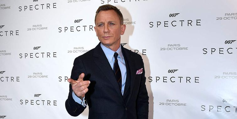 James Bond 25 Daniel Craig To Resume Filming Within 7 Days Since His Lower Leg Injury