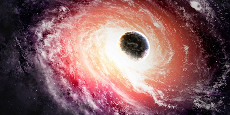 Can Earth Fall Into A Black Hole In Near Future Mysteries Of Human Knowledge (Lygometry)