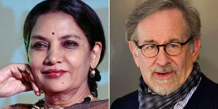Halo Shabana Azmi To Star In Steven Spielberg's Video Game-Inspired Web Series!