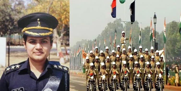 28 Years Old Captain Shikha Surabhi, First Female Officer In Indian Army Daredevils Team