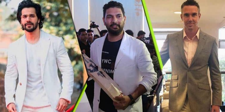 Yuvraj Singh Retires Special Messages From Kevin Pietersen, Varun Dhawan