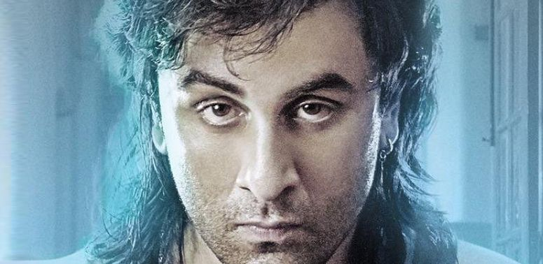 Sanju New Poster Rajkumar Hirani Introduces Sanjay's Best Buddy