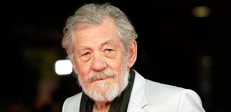 Ian McKellen Says Half of Hollywood Is Gay, Yet Gay Men Don't Exist In Movies